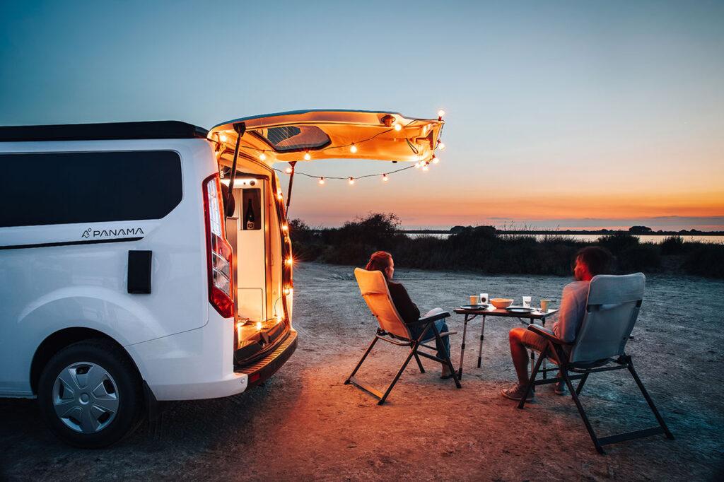 Panama Vans Lifestyle