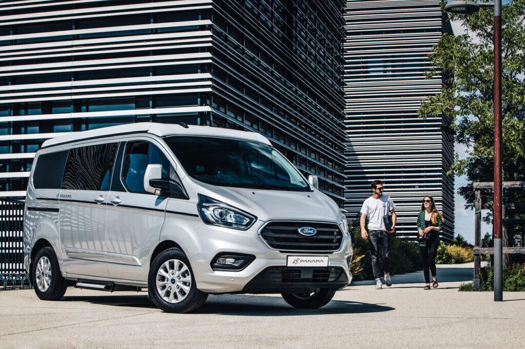 Panama Van, 1 Lifestyle, 2 Vans