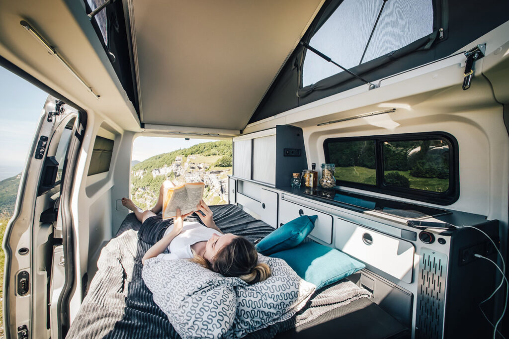 Panama Van Bed