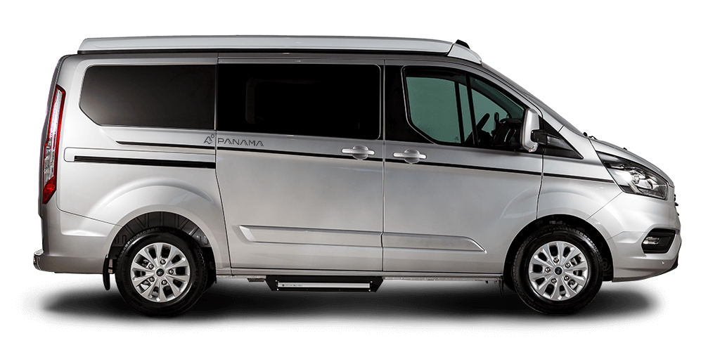 Panama Van P10+ Lunar Grey