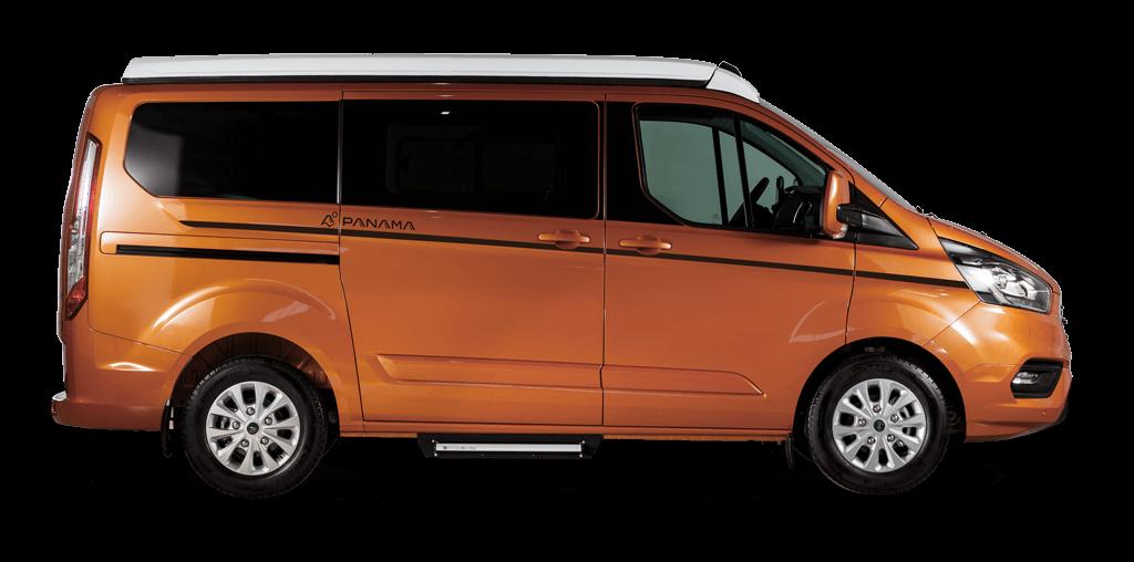 Panama Van P10+ Orange Glow