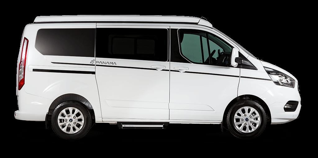 Panama Van P10+ White