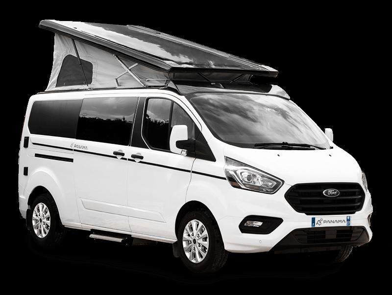 Panama Van P54+ White