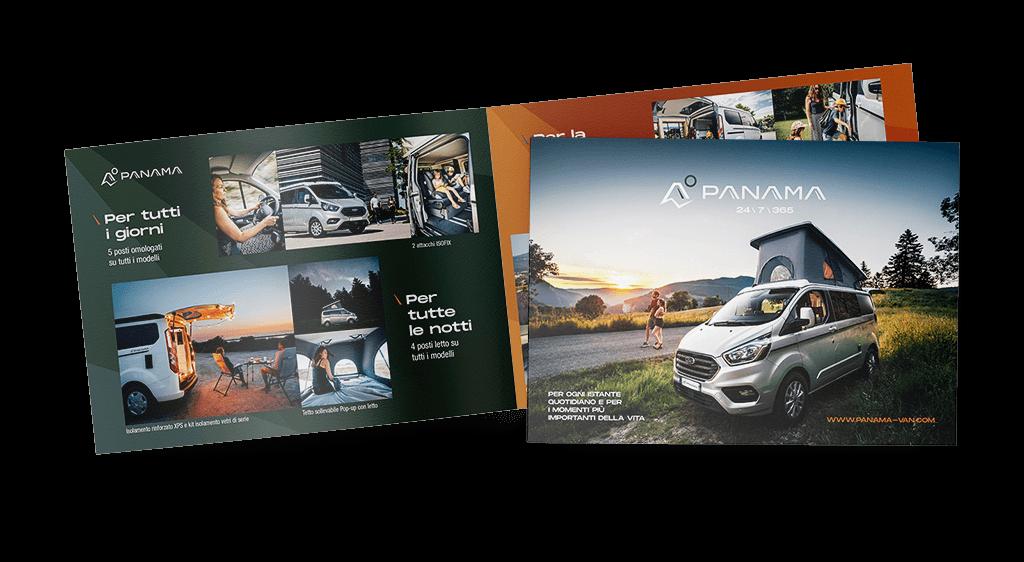 Panama Vans Brochure (IT)